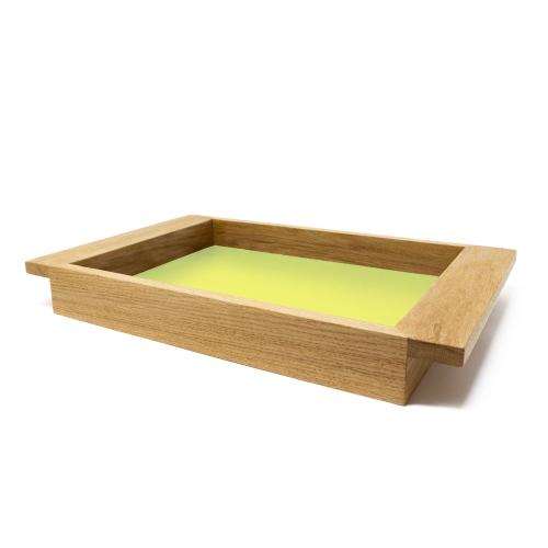Tablett Zartgrün (3 Größen)