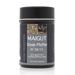 Steak-Pfeffer N° 38/12, grob geschrotet (150 g)