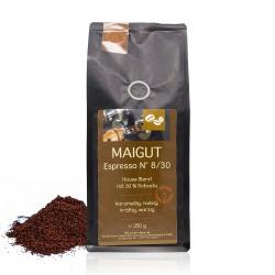 Kaffee Espresso N° 8/30 (gemahlen)
