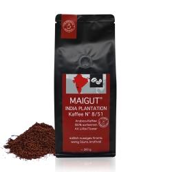 India Plantation Kaffee N° 8/51 (gemahlen)