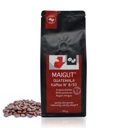 Guatemala Kaffee N° 8/50 (ganze Bohne)