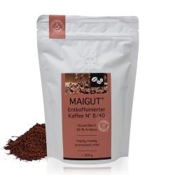Entkoffeinierter Kaffee N° 8/40 (gemahlen)