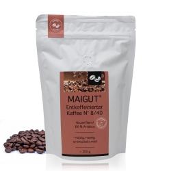 Entkoffeinierter Kaffee N° 8/40 (ganze Bohne)