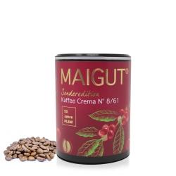 Sonderedition Kaffee Crema N° 8/61 - 250 g (ganze Bohne)